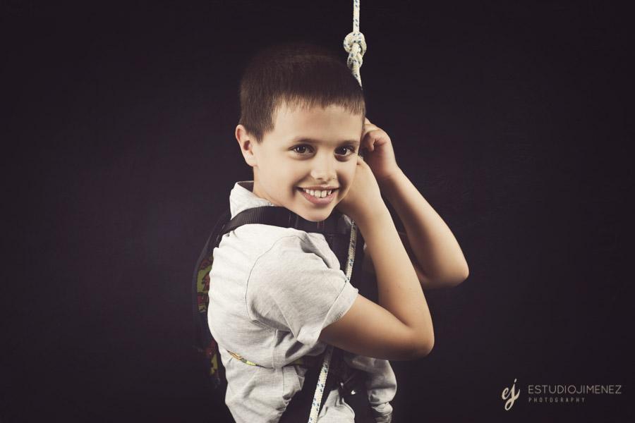 fotografo infantil niños