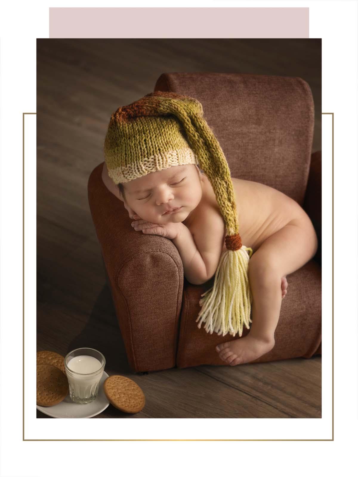 Fotógrafos Murcia recién nacido