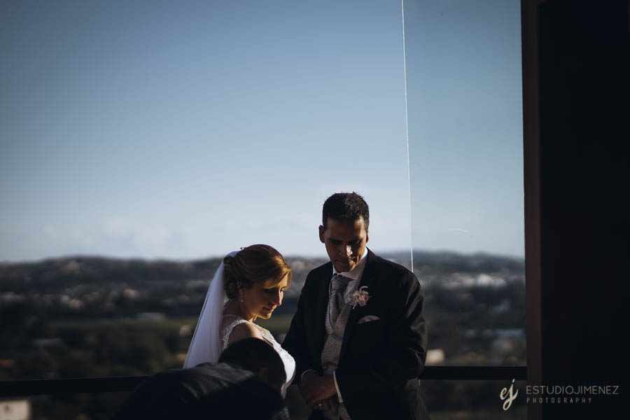 Fotos naturales de boda Murcia
