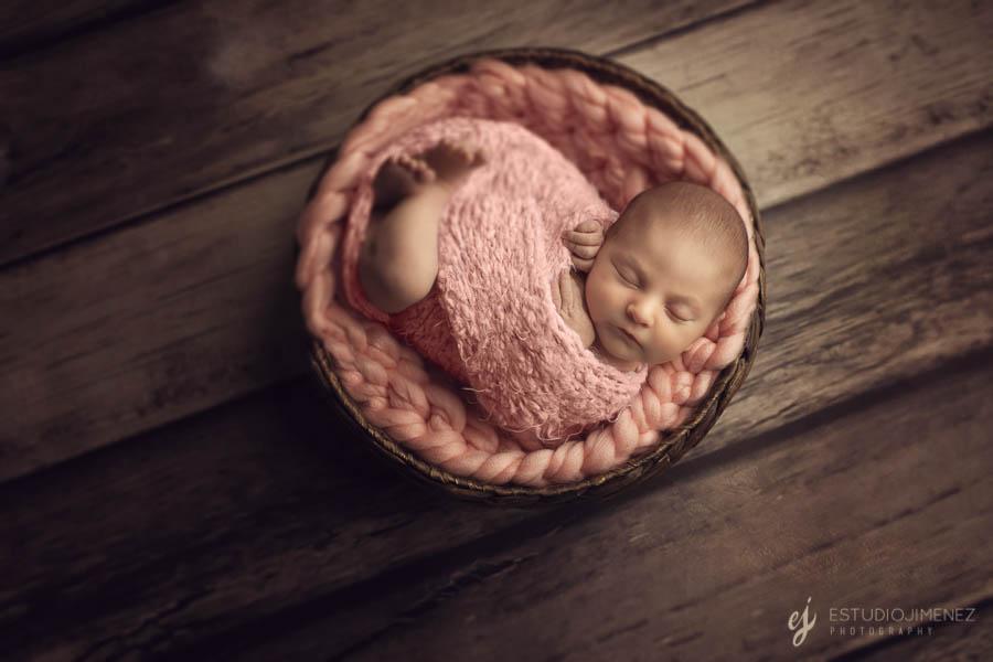 Sesiones de recién nacido en Murcia