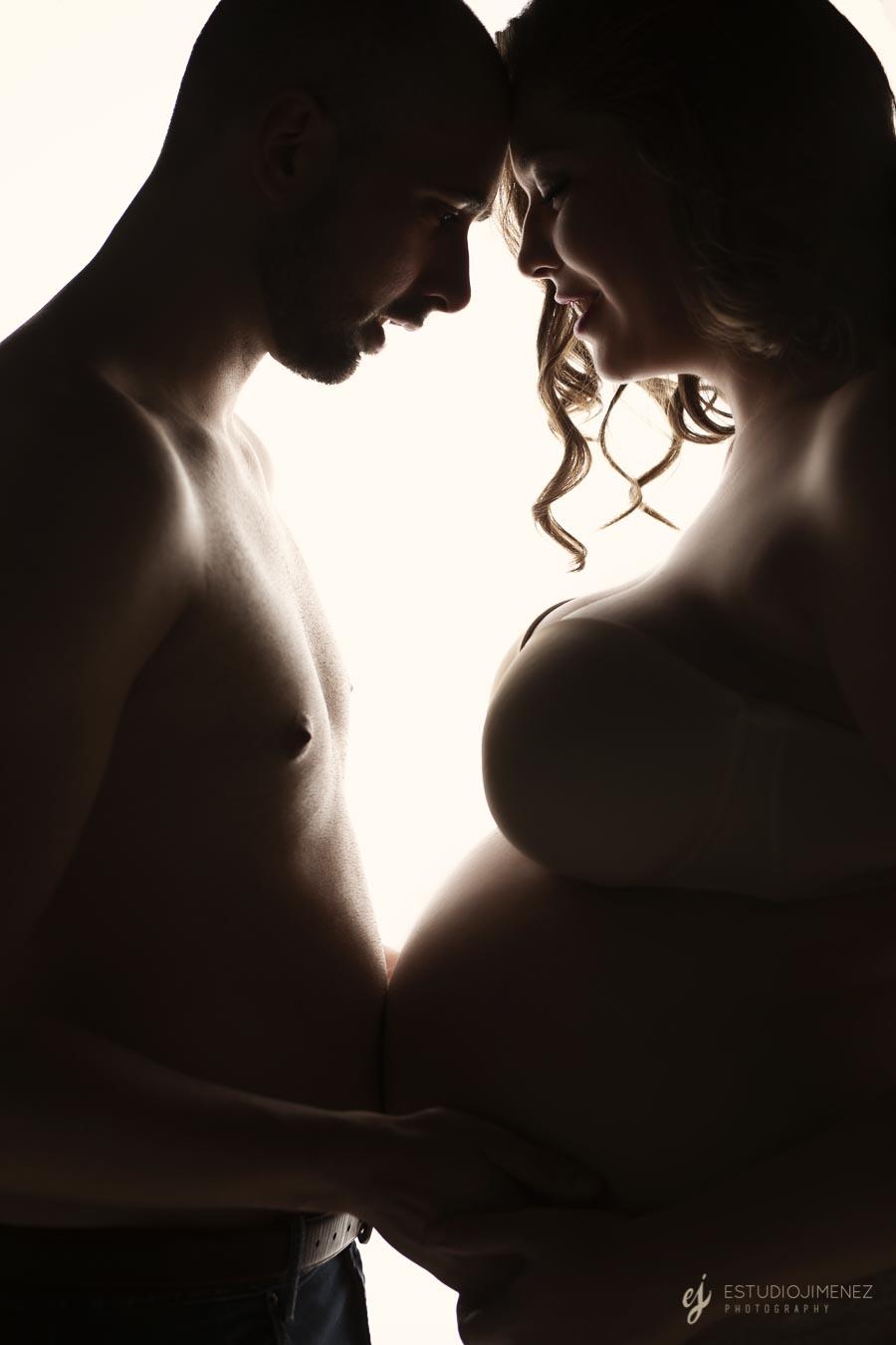 fotos bonitas de embarazo en Murcia