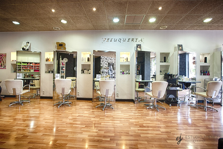 Fotógrafo de peluquería