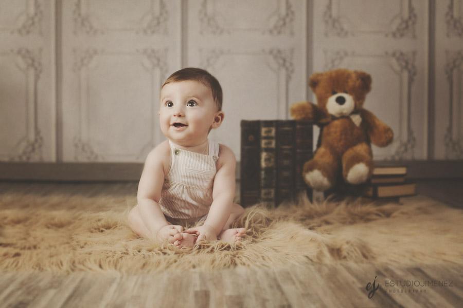 Estudio de fotos bebes y niños