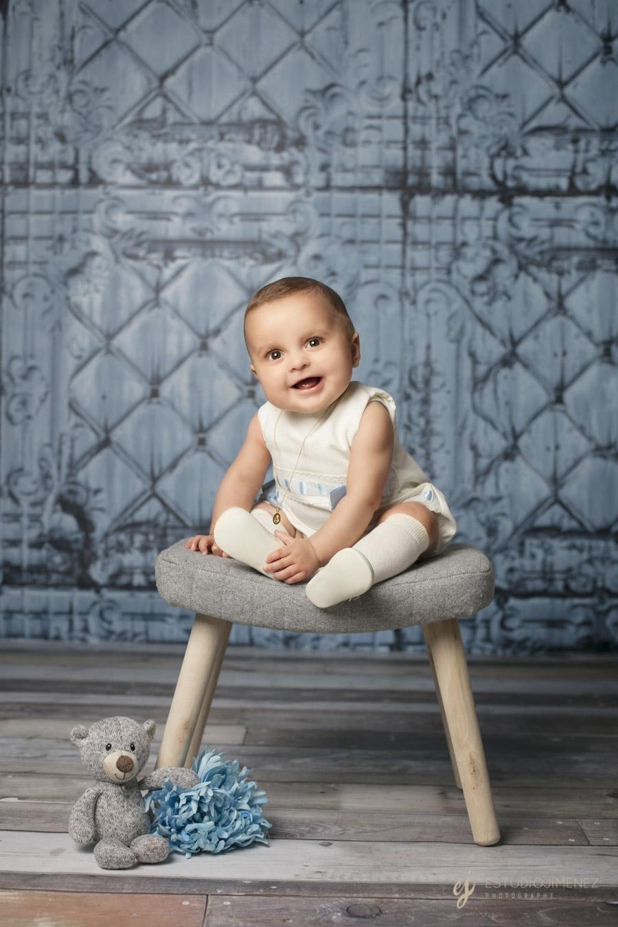 Fotos estudio bebes