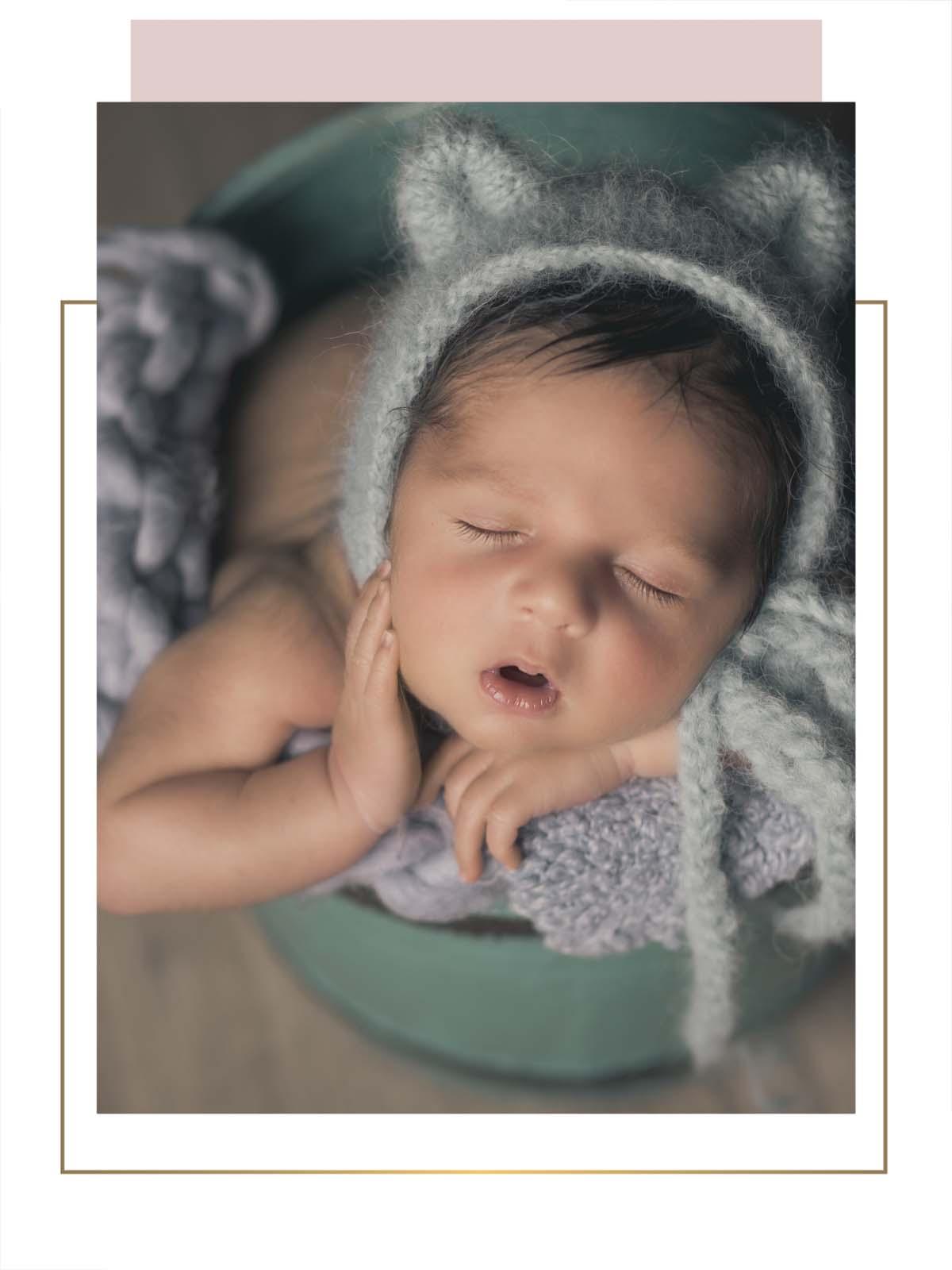 Fotógrafo de recién nacidos en Murcia