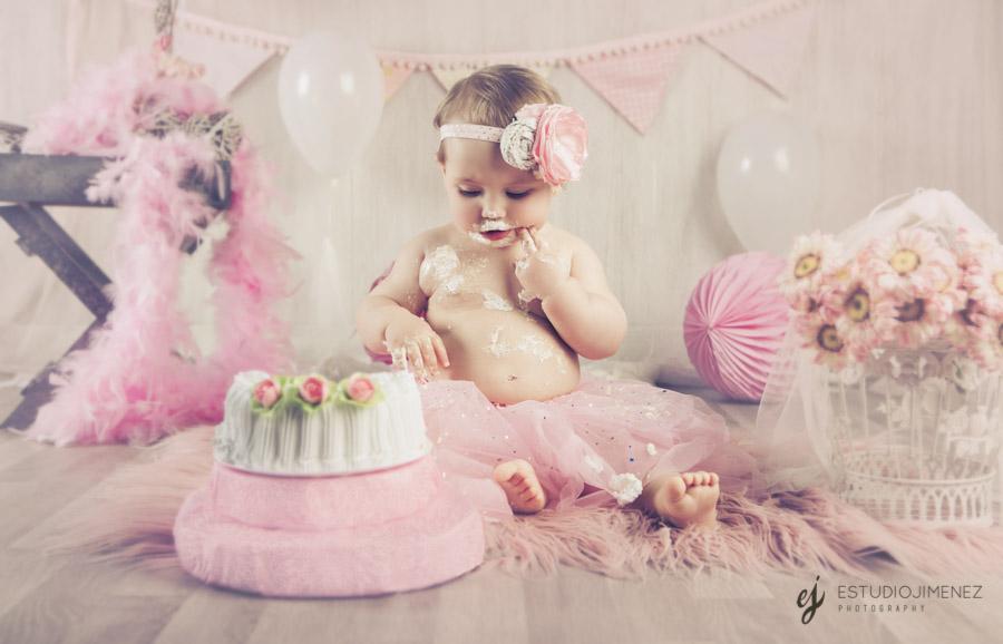 Primer cumpleaños fotografia